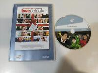 LOVE ACTUALLY HUGH GRANT LIAM NEESON COLIN FIRTH DVD SLIM ESPAÑOL ENGLISH