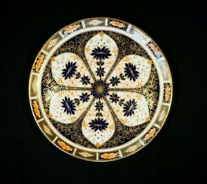 Stunning Royal Crown Derby Old Imari 1128, 1st Quality Small Serving Tray