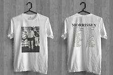 MORRISSEY the smiths southpaw Vintage Tour Concert Shirt Size S M L XL 2XL