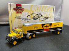 Matchbox Pennzoil Mack B61 Tractor Truck With Trailer 1/100 Diecast DYM35265