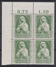 10+5 Pf Germanisches Museum Mi. 151 ** ERVB Ecke 1 Luxus!