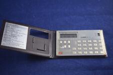 Rare vintage Casio credit card calculator - ML-71 melody