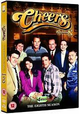 CHEERS COMPLETE SERIES 8 DVD 8th Eighth Season Eight UK R2 Release BRAND NEW