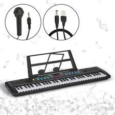 Kids 61 Key Music Electronic Keyboard Digital Piano Organ w/Microphone gifts