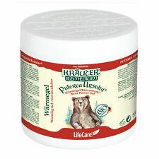 Gel antireumatico riscaldatore Potere dell'orso con piante BIO Kräuter®, 500ml