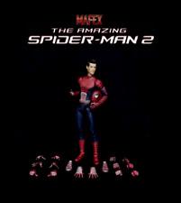 "Medicom Marvel The Amazing Spider-Man 2: ANDREW GARFIELD 6"" MAFEX Movie Figure"