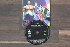 Playstation 1 PS1 Registration Demo 01