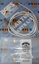BUICK 1937 to 1959 HORN CONTACT WIRE ASSEMBLY + PARTS LIST Free Shipping