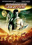 Princess of Mars DVD Antonio Sabato Jr Traci Loads Free Shipping