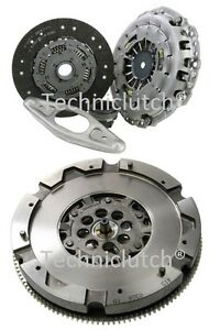 DUAL MASS FLYWHEEL DMF AND COMPLETE CLUTCH KIT FOR BMW 3 SERIES 325 / 330 D