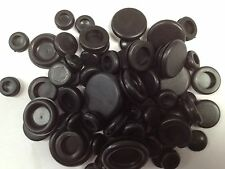 ASSORTED PACK RUBBER BLANKING GROMMETS QTY 80