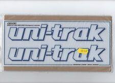 Uni-Trak Calcomanías Gráficos Pegatinas KX 125 250 500 1989 -1990 SWINGARM