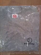 ZERO RENATO - T-Shirt  Fonopoli - TAGLIA XLARGE GRIGIA NUOVA