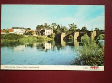 POSTCARD HEREFORDSHIRE WILTON BRIDGE - ROSS ON WYE