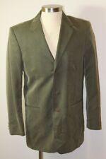 Mens Claiborne 2 Piece Suit, Light Green, 3 Button Jacket Size 40R