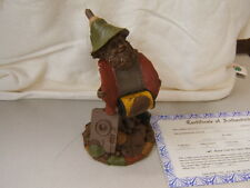 Tom Clark Gnome Flash photographer with sense of humor # 37 Coa Euc signed