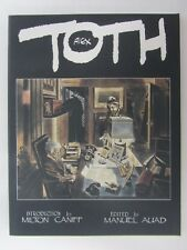 Alex Toth ~ Introduction by Milton Caniff ~ Kitchen Sink Press ~ 1995