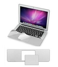 "15.4"" Palmrest PalmGuard Protector Sticker Cover Silver MacBook Pro A1286"