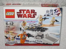 LEGO Star Wars 8083 Rebel Trooper Battle Pack NEW