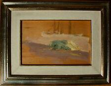 M. G. Wywiorski. ( Warschau 1861-1926) Landschaftsskizze.