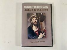 Understanding Lent: Make It Your Mission (Audio CD, 2010) Catholic Religious