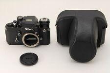 [Exc+++++] Nikon F2 AS Photomic Black 35mm SLR SerNo:774xxxx From Japan #1345290