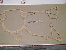 harley davidson lightweight nos # 24507-77 crankcase gaskets ss / sx 175-250