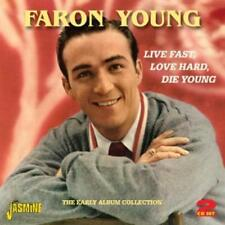 Live Fast,Love Hard,Die Young von Faron Young (2012)