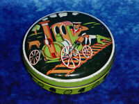Vintage HORNER TIN Train illustration 1950s Sweets confectionery advertising