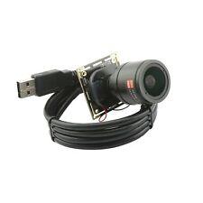 Elp 2.8-12mm Varifocal Lens 2.0megapixel Usb Camera,Camera Module Usb for And.