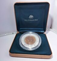 2004 $1 Coin 1964 Silver Proof Penny 40th Anniversary of the Last Penny RAM