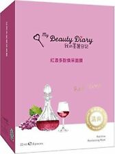 My Beauty Diary Red Vine Revitalizing Mask 2016 New Version 8pcs