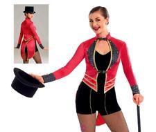 Adult Small Greatest Showman Dance Costume Jazz