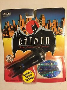 ERTL~ Batman: The Animated Series ~Batmobile~Vintage~1993~1:64~Die-Cast~New