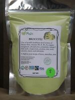 BROCCOLI powder 8oz - 1/2 lb , gluten free, non-GMO PAJE , awesome healthy benef