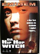 Dvd Eminem - Da Hip Hop Witch 2000 Usato