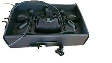 Oculus Rift Virtual Reality Headset  boxed with clamps