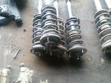 TOYOTA SOARER PAIR REAR STRUTS AND SPRINGS