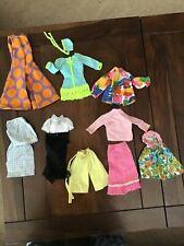 Barbie clothes- pre 1973-11 pieces