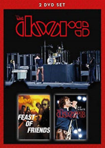 THE DOORS Feast Of Friends / Live At The Hollywood Bowl '68 2DVD SET NEW NTSC 0