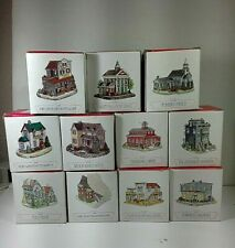 Liberty Falls Collection ~ Lot of 11 Different Pieces