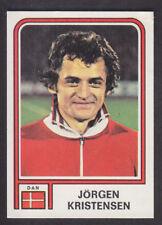 Panini - Argentina 78 World Cup - # 350 Jorgen Kristensen - Danmark