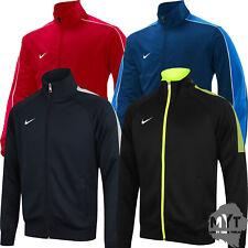 1b6fe3f2e2eb New Nike Men s Team Poly Club Full Zip Tracksuit Top Trainer Jacket Football