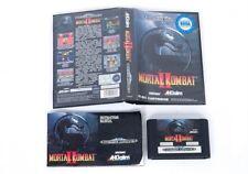 Mortal KOMBAT II [2] in scatola-locale MEGA DRIVE GIOCO CARTUCCIA PAL