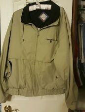 Classy Opryland Country Music Nashville TN Men's lined cold weather coat XL