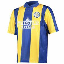 Leeds United 1994 Football Away Retro Shirt Mens