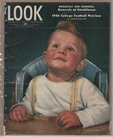 Look Magazine Teddy Roosevelt & Winston Churchill September 17, 1946 010720nonr