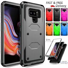 For Samsung Galaxy Note 9 / Note 8 Case Dual Layer Shockproof Bumper Phone Cover