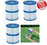 Filter Cartridge Inflatable Pool Pure Spa Water Hot Tub PureSpa 6Pack Sterilizer