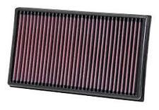 K&N AIR FILTER FITS SKODA OCTAVIA 1.6 1.8 2.0 inc. Diesel 2013-15 33-3005